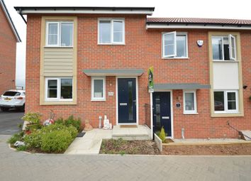 Thumbnail 3 bed terraced house for sale in Maiden Road, Shirebrook, Mansfield