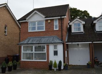 Thumbnail 3 bedroom detached house for sale in Langsett Close, Beau Manor, Northampton