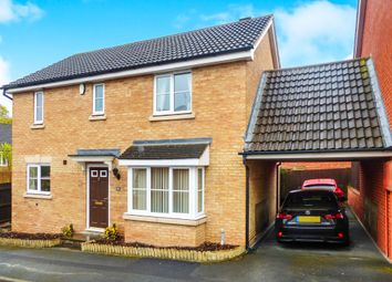 Thumbnail 3 bedroom link-detached house for sale in Wheelers Lane, Brockhill, Redditch