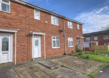 Thumbnail 2 bed terraced house for sale in Ravenspurn, Bridlington