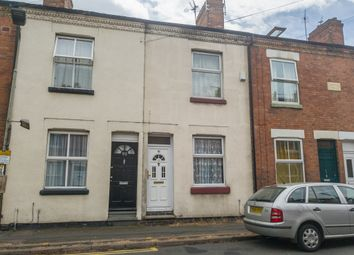 Thumbnail 3 bed terraced house for sale in Knighton Lane, Leicester