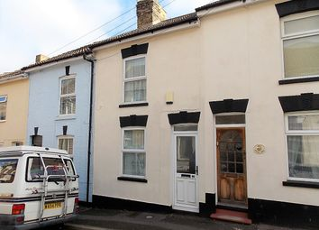 Thumbnail 3 bed terraced house for sale in Richard Street, Rochester