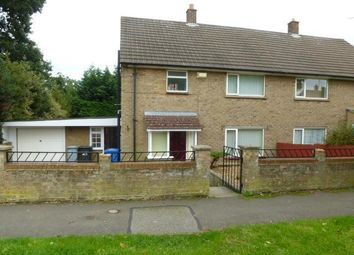 Thumbnail 3 bed semi-detached house to rent in Judith Road, Kettering