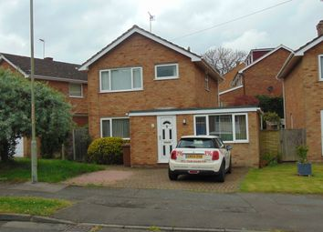 Thumbnail 3 bed detached house to rent in Quantock Drive, Ashford