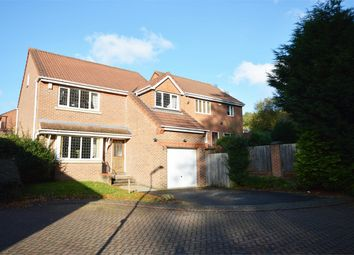 Thumbnail 5 bed detached house for sale in Woodlea Chase, Meanwood, Leeds, West Yorkshire