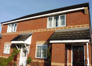 Thumbnail 2 bed maisonette for sale in Padstow Road, Pype Hayes, Birmingham