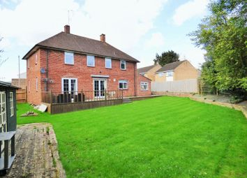 Thumbnail 4 bed detached house for sale in Carne Place, Barnwood, Gloucester