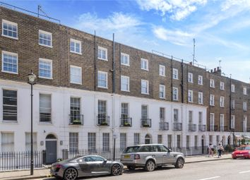 Thumbnail 3 bed flat for sale in Upper Montagu Street, London