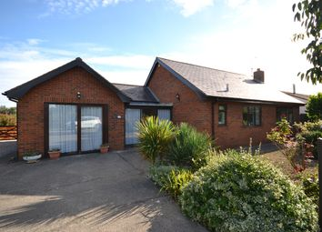 Thumbnail 3 bed detached bungalow for sale in Towyn Way East, Towyn