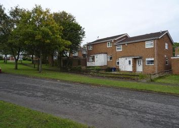 Thumbnail 1 bedroom flat to rent in Burnham Avenue, Newcastle Upon Tyne