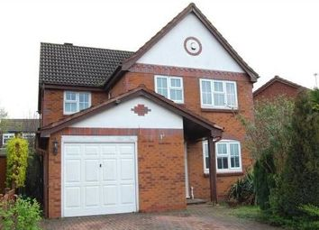 Thumbnail 4 bed detached house to rent in Summerfields Way, Ilkeston