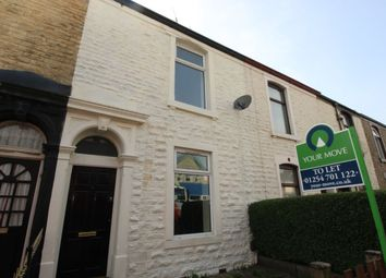 Thumbnail 3 bed terraced house to rent in Blackburn Road, Darwen