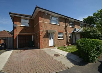 Thumbnail 3 bed semi-detached house for sale in Sandwick Close, Mill Hill, London