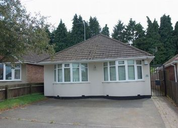 Thumbnail 3 bed detached bungalow for sale in Woodland Avenue, Overstone, Northampton