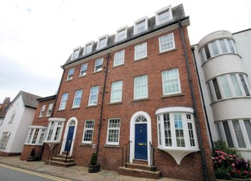 Thumbnail 2 bed flat for sale in Tatton Court, King Street, Knutsford