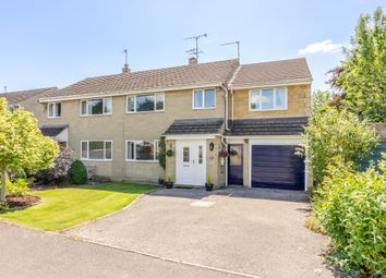 Thumbnail 4 bed semi-detached house for sale in Oakleaze, Minety, Malmesbury
