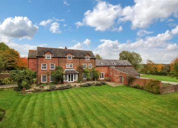 Thumbnail 7 bed farmhouse for sale in Newton Lane, Odstone, Warwickshire