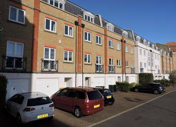 4 bed terraced house to rent in The Piazza, Sovereign Harbour South, Eastbourne BN23