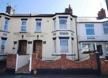 Thumbnail 3 bed terraced house for sale in Carlton Road, Lowestoft