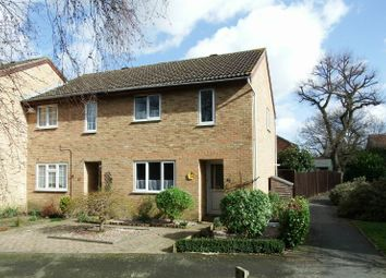 Thumbnail 3 bed end terrace house for sale in Westmead, Horsell, Woking