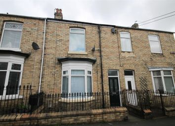 Thumbnail 2 bed terraced house for sale in Hardy Terrace, Crook