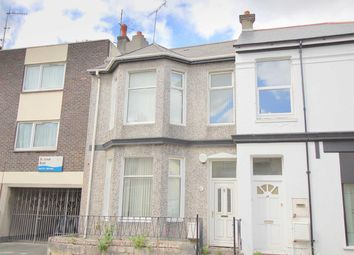 Thumbnail 3 bedroom terraced house for sale in St. Levan Road, Plymouth