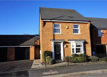Thumbnail 4 bed detached house for sale in Jones Way, Rochdale