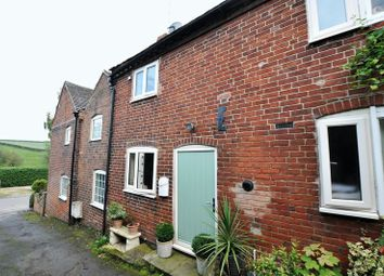 Thumbnail 1 bed cottage for sale in Brook House Mews, High Street, Repton, Derby