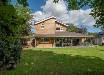 Thumbnail 5 bed detached house for sale in St. Andrews Close, Holt