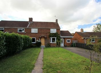 Berrows Mead, Rangeworthy, South Gloucestershire BS37. 3 bed semi-detached house