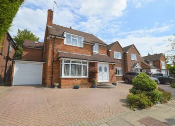 Thumbnail 4 bed detached house to rent in Woodhall Gate, Pinner