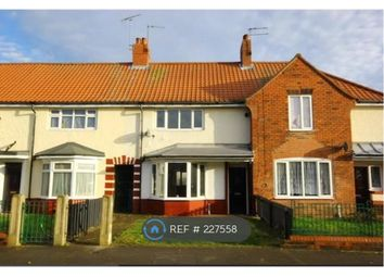 Thumbnail 2 bed terraced house to rent in Avenue, Hull