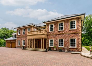 Thumbnail 7 bed detached house for sale in Manor House, Little Aston, Birmingham