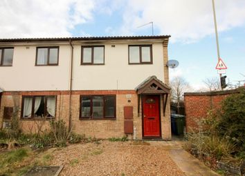 Thumbnail 3 bed semi-detached house to rent in Highgrove, Farnborough