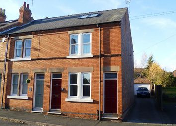 Thumbnail 4 bed end terrace house for sale in Victoria Street, Melbourne, Derby, Derbyshire