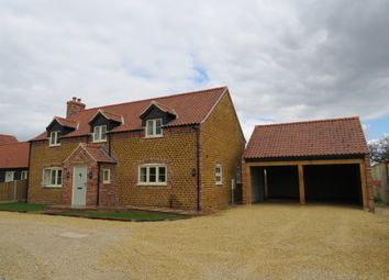 Thumbnail 4 bedroom property for sale in Chapel Road, Pott Row, King's Lynn