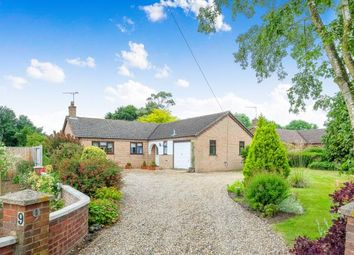 Thumbnail 3 bed bungalow for sale in Rumburgh, Halesworth, Suffolk