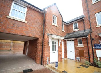 Thumbnail 3 bed terraced house to rent in Raven Close, Castle Hill, Ebbsfleet Valley, Swanscombe