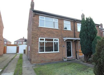 Thumbnail 3 bed semi-detached house for sale in Sherwood Drive, Hull, East Yorkshire