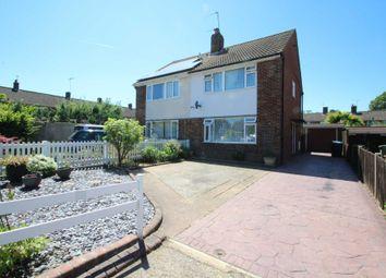 3 bed semi-detached house for sale in Trebellan Drive, Hemel Hempstead Industrial Estate, Hemel Hempstead HP2
