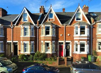 Thumbnail 4 bed terraced house for sale in Athelstan Road, St Leonards, Exeter, Devon