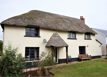 Thumbnail 4 bedroom detached house for sale in Cheriton Fitzpaine, Crediton