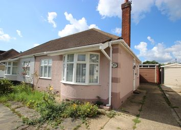 Thumbnail 2 bed semi-detached bungalow for sale in Appleton Road, Benfleet