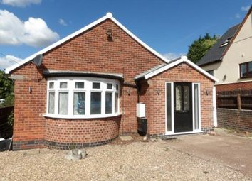 Thumbnail 4 bed bungalow for sale in Roman Road, Birstall, Leicestershire