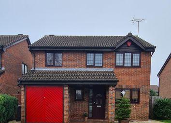 Thumbnail 4 bed detached house to rent in Oakington, Welwyn Garden City