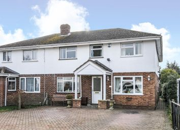 Thumbnail 5 bedroom semi-detached house for sale in Earley, Reading