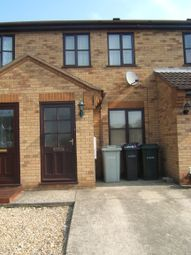 Thumbnail 2 bed terraced house to rent in The Sidings, Louth