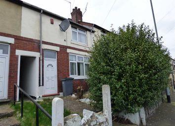 Thumbnail 3 bedroom end terrace house for sale in Portland Street, Cobridge, Stoke-On-Trent