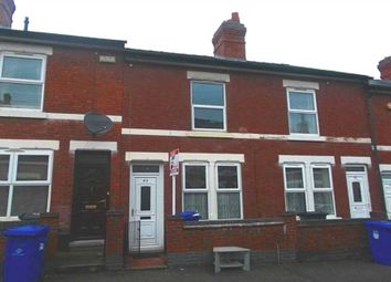 Thumbnail 2 bedroom terraced house to rent in Balfour Road, Pear Tree, Derby