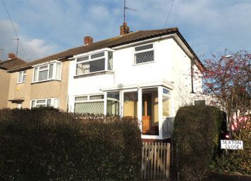 Thumbnail 3 bed semi-detached house for sale in Hemans Road, Daventry
